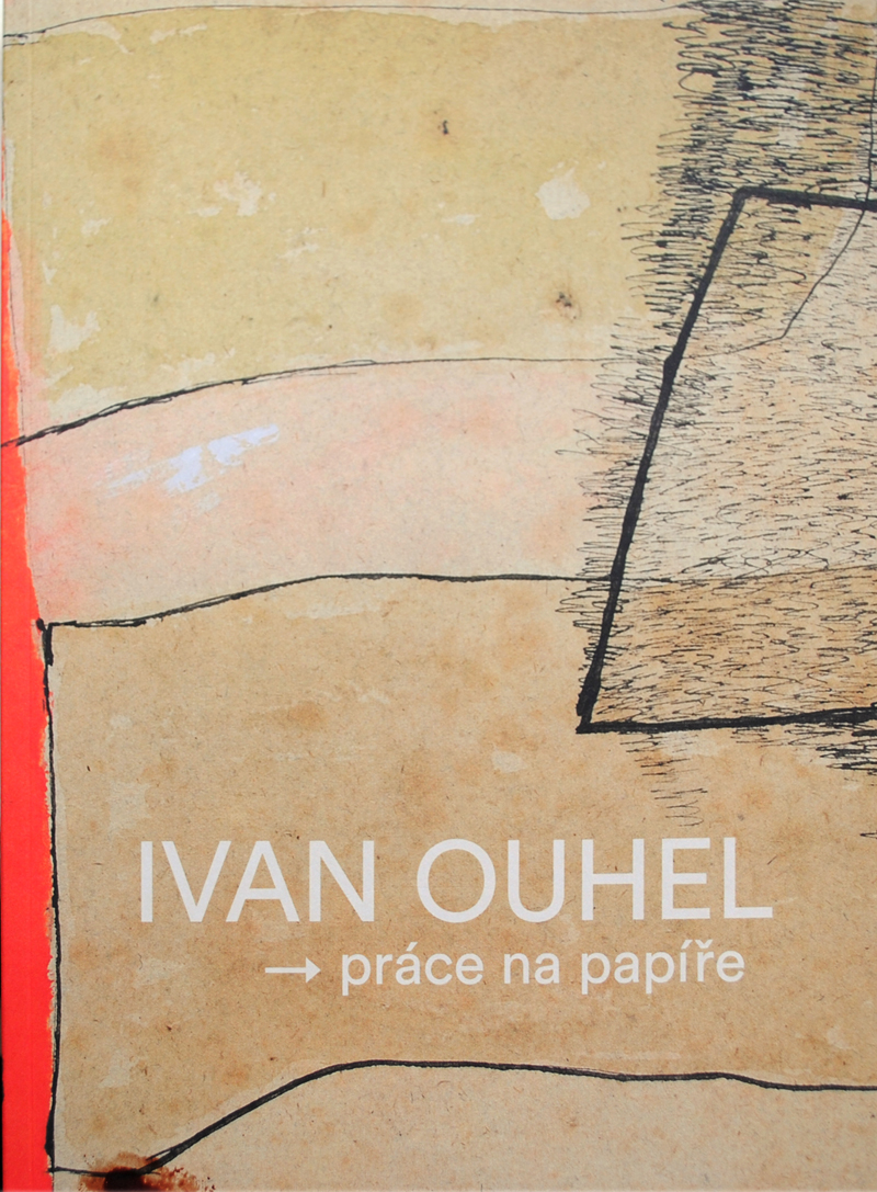 IVAN OUHEL - WORKS ON PAPER, PETR MACH