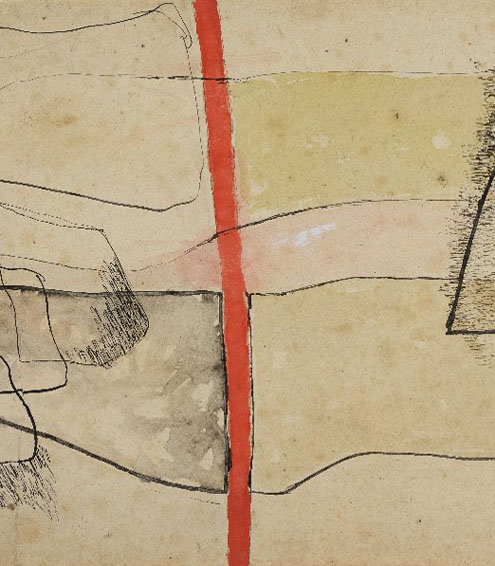 Ivan Ouhel :works on paper from 1969-20...